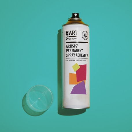 Cass Art Spray Adhesive 400ml | Cass Art