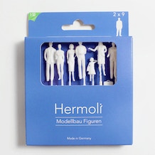 Schulcz Hermoli Figures 1:50 Pack of 18