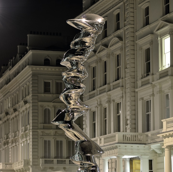 Tony Cragg, Cass Scuplture Foundation