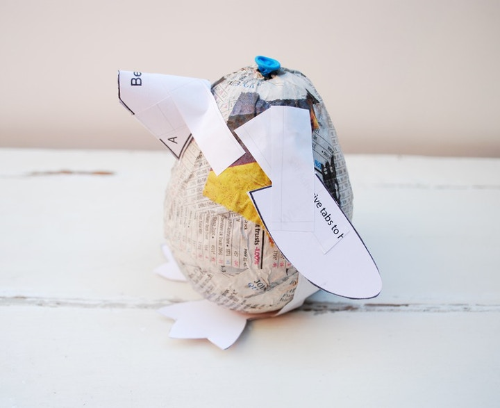 Paper Pet Penguin