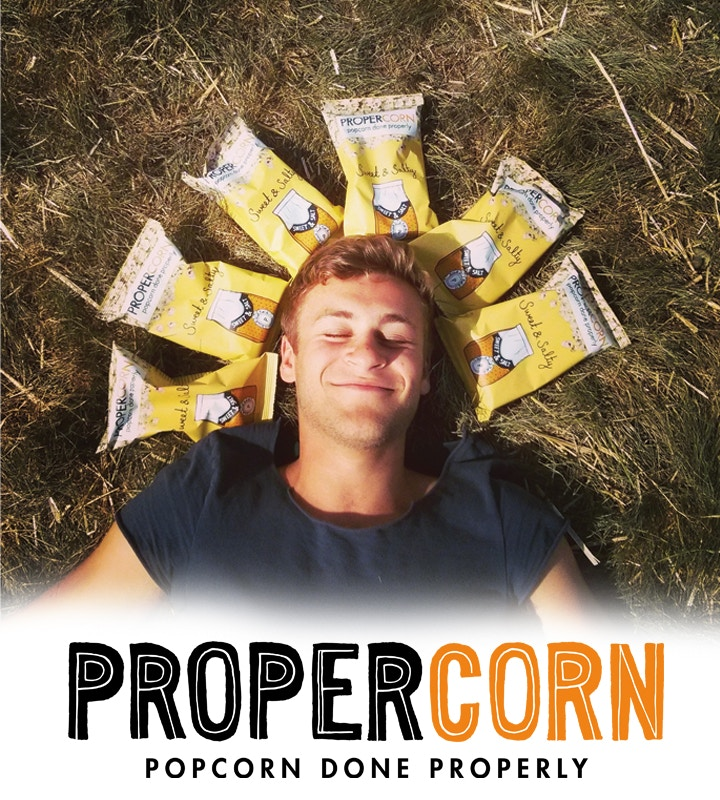 Propercorn at Kingston Student Day