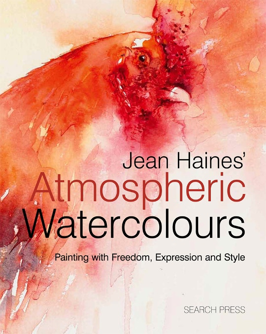 Jean Haines, Atmospheric watercolours
