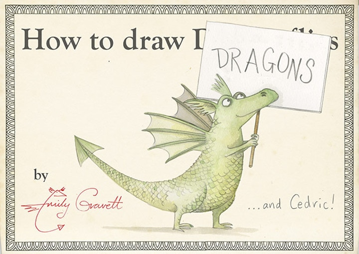 how to draw a perfect dragon