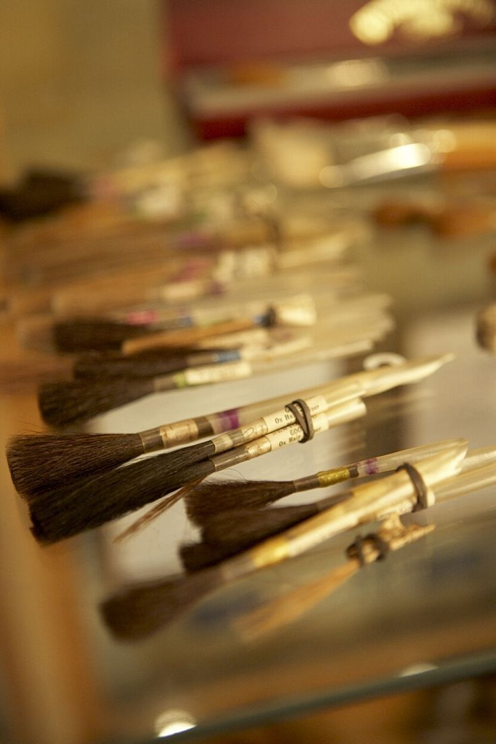 Winsor & Newton Watercolour Brushes