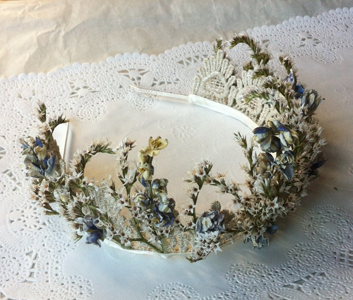 Immortal Florals crown