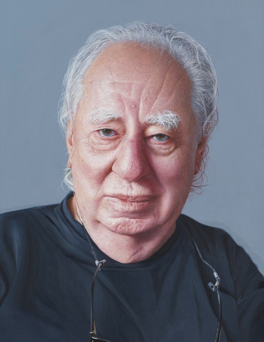 John Williams, BP Portrait Award artist