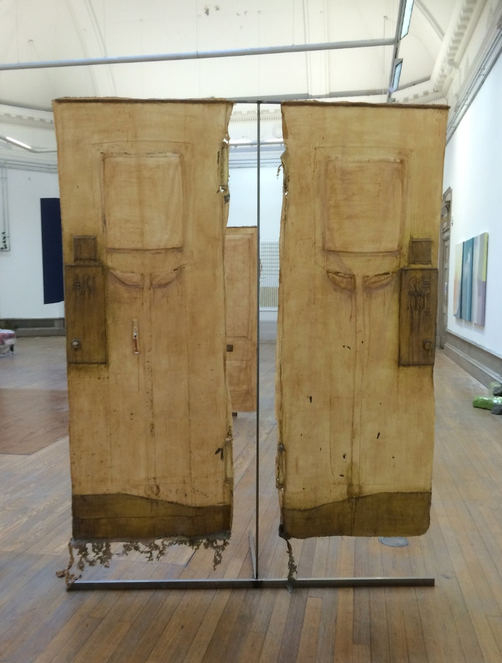 Mackintosh Doors by Theresa Malaney