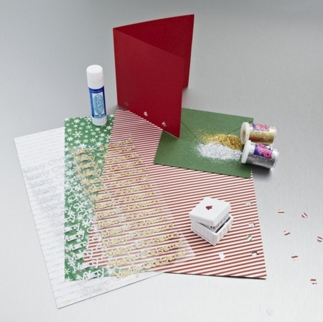 Cass Art Christmas Card Kit