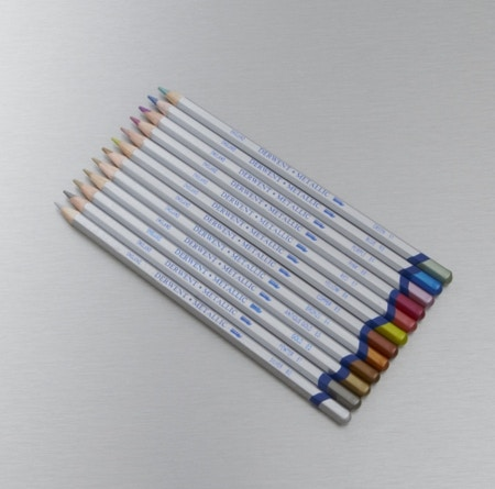 Metllaic Pencils from Derwent