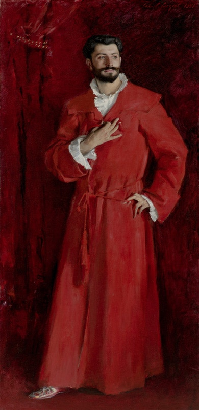 Sargent at National Portrait Gallery