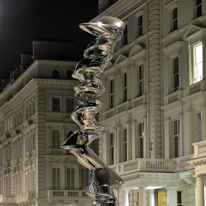 Tony Cragg's sculpture