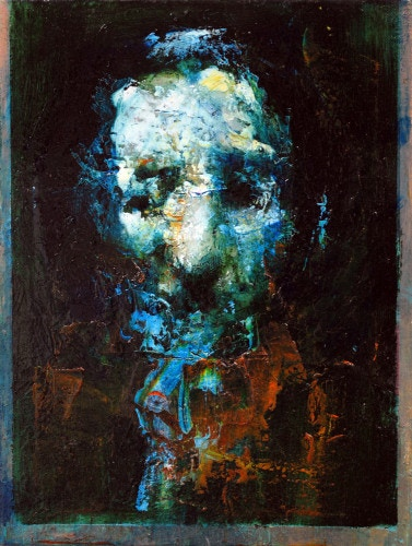 Jean-Luc Almond Turquoise Man
