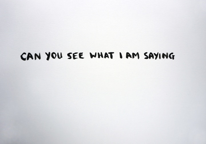 Tim Etchells drawing