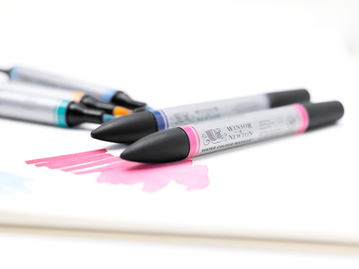 Winsor & Newton Watercolour Markers