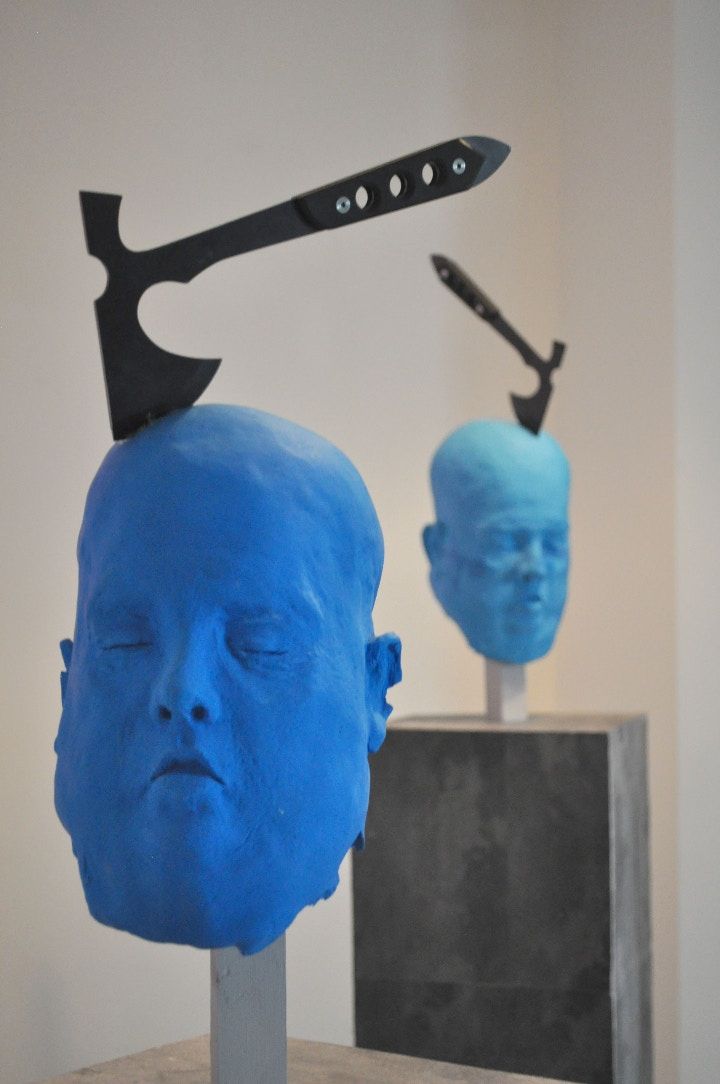 Sculpture at the Slade school of Art