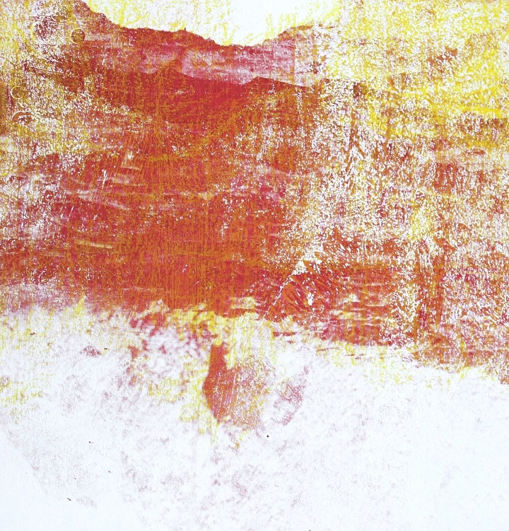 Texture of paint