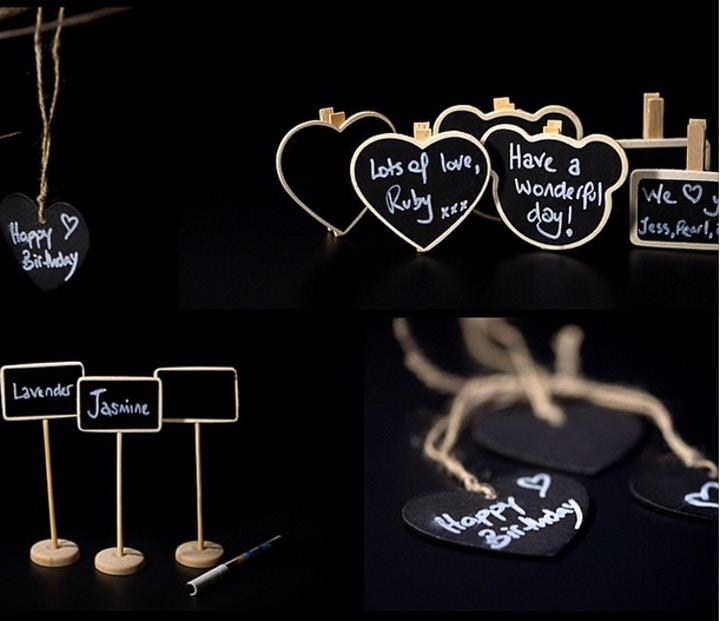 Chalkboard Craft Trend