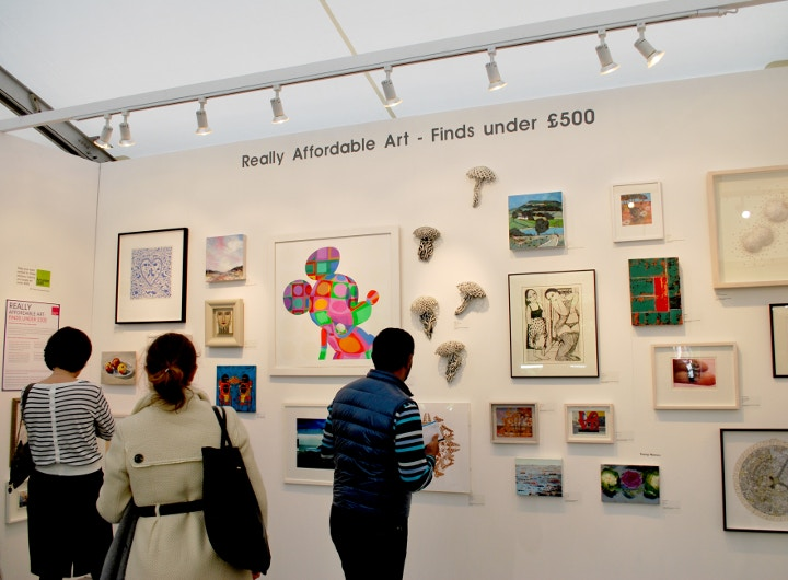 Affordable Art Fair Bristol