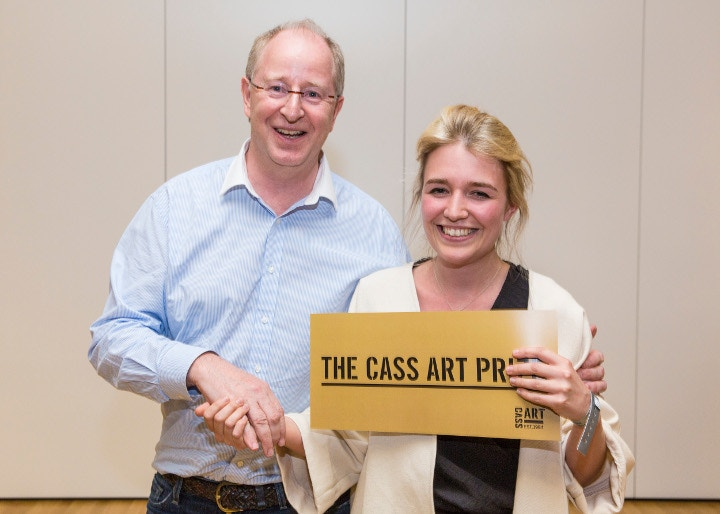 Cass Art Prize Winner
