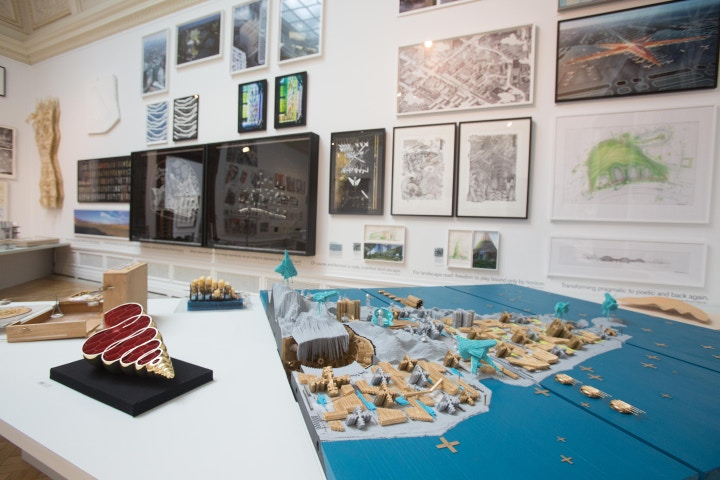 Summer Exhibition at the RA