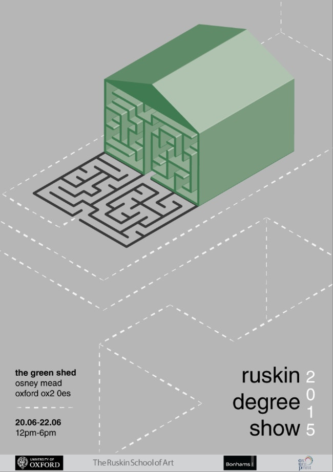 The Ruskin Degree Show 2015