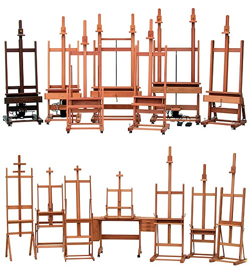 Mabef Studio Easels