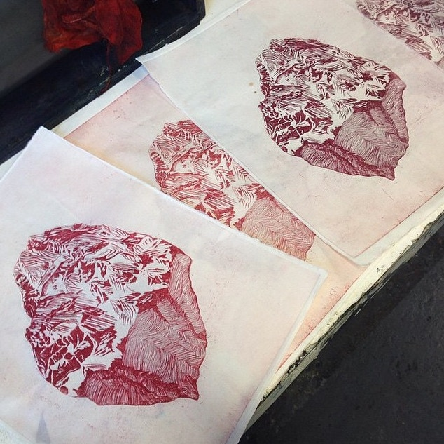 Print Making Art