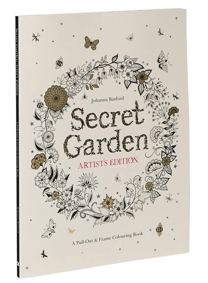 Secret Garden Artists' Edition