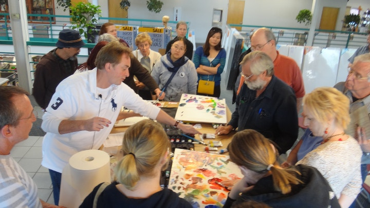 Michael Harding workshops
