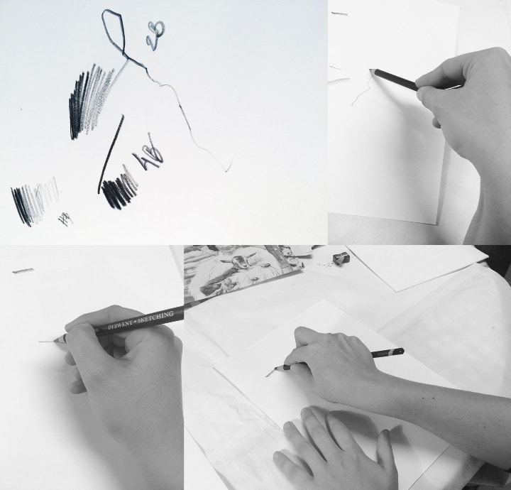simple drawing techniques never stop drawing cass art