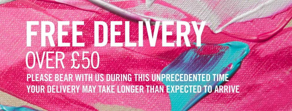 Spring Campaign- Free Delivery Update