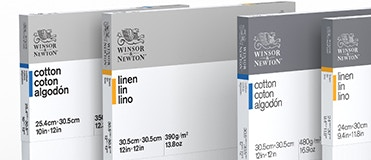 Winsor & Newton canvas continues to innovate with new additions such as the pro stretcher tool designed to give the artist an easier experience.