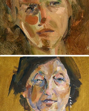 Portrait Painting Masterclass with Claire Eastgate