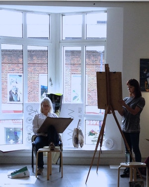 MONTHLY LIFE DRAWING FULL DAY WORKSHOP
