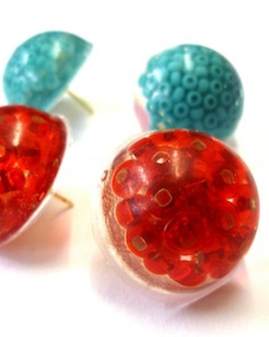 MODERN RESIN JEWELLERY with Ministry of Craft