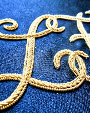 Goldwork Embroidery Intermediate