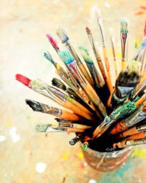Move, Paint, Write, Play
