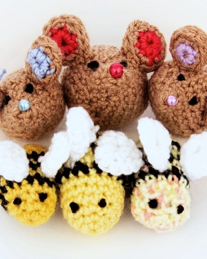 CREATIVE CROCHET: INTRODUCTION TO AMIGURUMI with Ministry of Craft