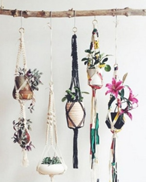INTRODUCTION TO MACRAMÉ with Ministry of Craft