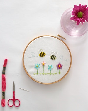 INTRODUCTION TO HAND EMBROIDERY with Ministry of Craft