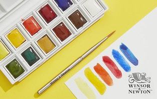Spring Campaign Winsor and Newton