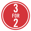 SALE - 3 for 2