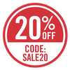 Sale - 20% with code SALE20
