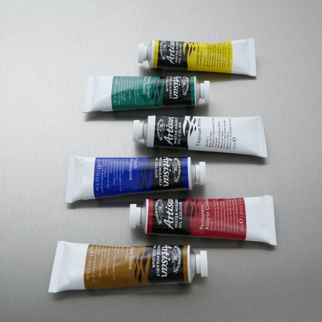 Winsor & Newton Artisan Water Mixable Oil Colour | Cass Art