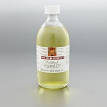 Daler Rowney Purified Linseed Oil 500ml