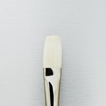 Cass Art Hog Bristle Flat Brush