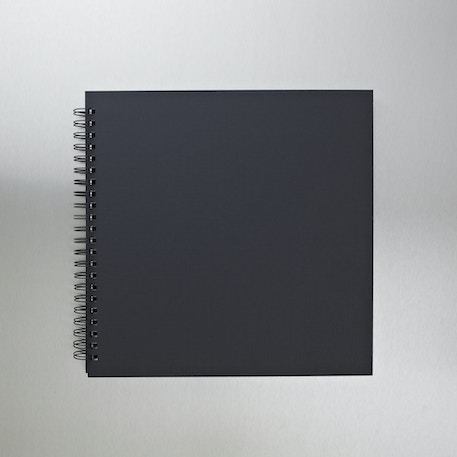 Daler Rowney Hardback Sketchbook Spiral Square 12 x 12 inches | Cass Art