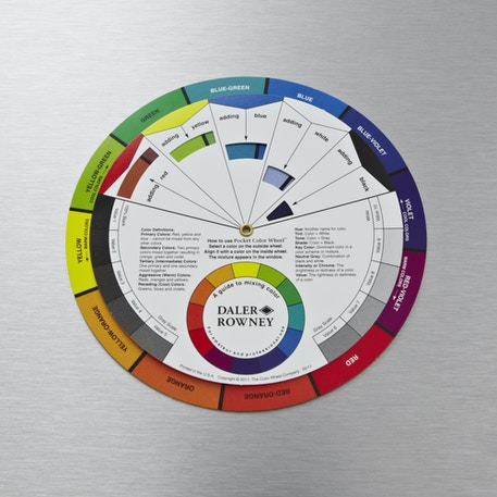 Colour Wheel by Daler Rowney | Artist Tools | Cass Art