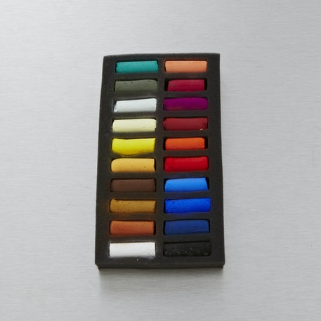 Sennelier Soft Half Pastel Set of 20 | Cass Art