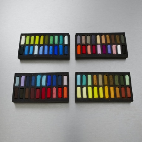 Sennelier Soft Half Pastel Set of 80  | Cass Art
